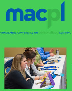 Ad for Mid-Atlantic Conference for Professional Learning